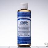 猛暑の夏を爽快クールに過ごす! 天然ミント油(香料)配合の『マジックソープ ペパーミント』で身体中洗ってみると驚きの涼しさ