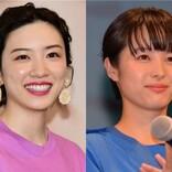 永野芽郁&清野菜名、『半分、青い。』コンビ久々2ショットにファン歓喜