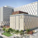 東京ベイ潮見プリンスホテル、9月1日開業へ コロナで2か月延期