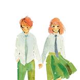 志村貴子原作アニメ映画『どうにかなる日々』新公開日が10月23日(金)に決定 描き下ろしキービジュアル&キャストコメントも到着