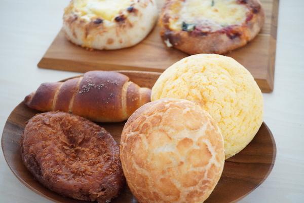 クラウンベーカリーのパン