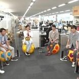 嵐、大興奮! 『嵐ツボ』で『ONE PIECE』尾田栄一郎とテレビ初共演