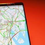 Googleマップに、都営バスの「リアルタイム位置情報」が表示されるようになりました