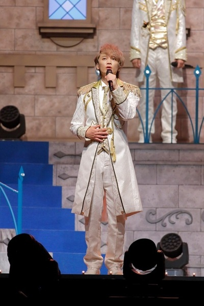 浅沼晋太郎 Presentation licensed by Disney Concerts. (C)Disney