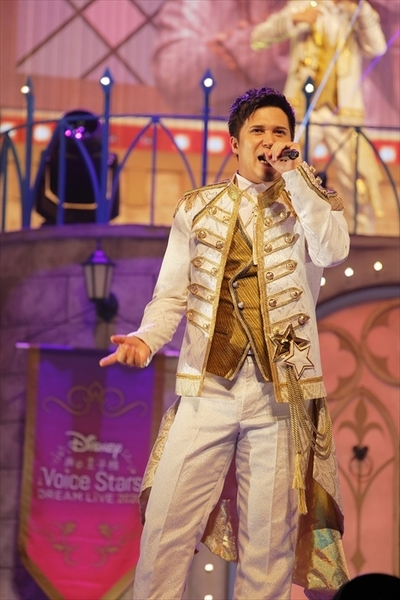木村昴 Presentation licensed by Disney Concerts. (C)Disney