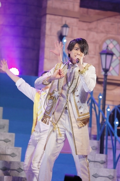 高野 洸 Presentation licensed by Disney Concerts. (C)Disney