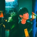 indigo la End、新作MV「夜風とハヤブサ」モデル高瀬真奈×演奏シーンを織り交ぜた作品