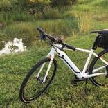 今流行のe-Bikeをゲット! 115kmも走れるバッテリーが搭載されてるのに、見た目がシュッとしていて最高だ…丨マイ定番スタイル