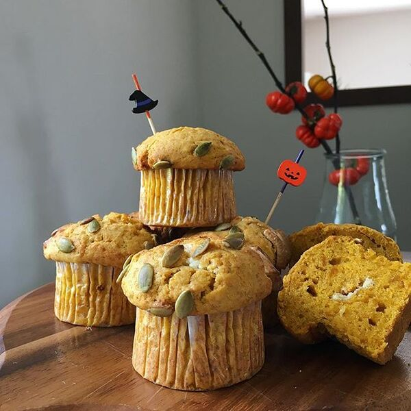 ハロウィンの可愛い手作りケーキ☆カップ系10
