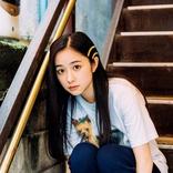 堀田真由、馴染みの街・高円寺で完全OFFモードの表情を披露 「スピリッツ」表紙登場