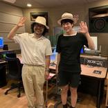 カジヒデキ×曽我部恵一による配信ライブ『OUR ORDINARY MUSIC』開催決定、ふたりで歌ってほしい曲のリクエストも募集