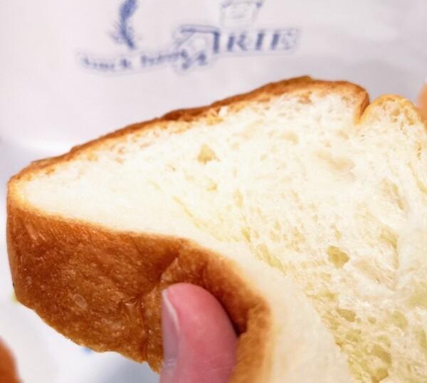 バックハウスイリエ IRIE.技/もっちり一斤N食べる瞬間