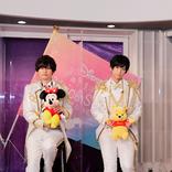 『Disney 声の王子様』ボイスキャスト12人が贈る豪華ライブBD発売決定!