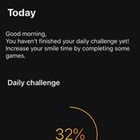 意外と表情筋がほぐれる…笑顔をキープするだけの無料アプリ【今日のライフハックツール】
