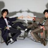 沢城千春&武内駿輔が世界的写真家とセッション、衝撃の先行カットを公開