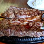 【肉】ロイヤルホスト系列のステーキレストラン「カウボーイ家族」で1ポンドステーキを食ってみた!