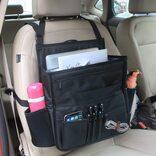 車内がオフィスに!? 仕事の効率もアップしそうな車用収納ポケット