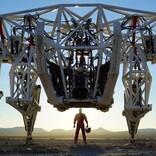 外骨格ロボット「Prosthesis」の操縦訓練を受けてみませんか? Kickstgarterでプロジェクト開始