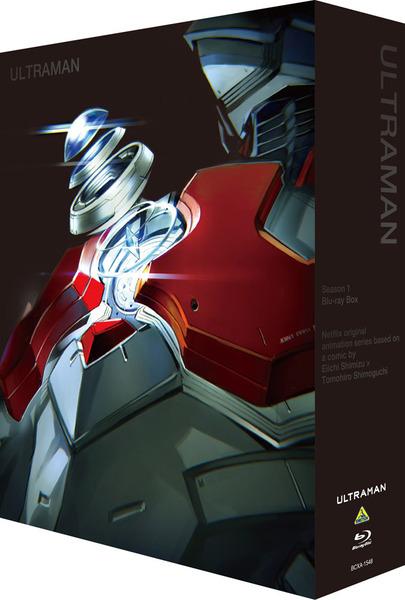 ULTRAMAN Blu-ray BOX 特製くるみBOX (C)円谷プロ (C)Eiichi Shimizu,Tomohiro Shimoguchi (C)ULTRAMAN 製作委員会