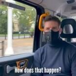 トム・クルーズ、大きなマスク姿もファンに見つかり「どうして分かったんだろう?」