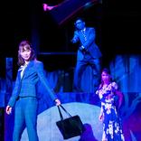 内田理央が中毒性高めなナンセンスコメディに挑む~舞台『星の数ほど星に願いを』開幕