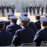 警察官の階級を制服の後ろ姿から見分ける方法