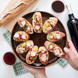 おしゃれで映えるおうちご飯特集!彩り豊かで簡単美味しいメニューをご紹介♪