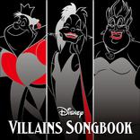 ディズニーヴィランズの名曲を集めたコンピレーション・アルバムが発売決定!