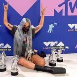 【2020 MTV VMAs】レディー・ガガ<最優秀アーティスト賞>受賞、<最優秀ビデオ賞>はザ・ウィークエンドに