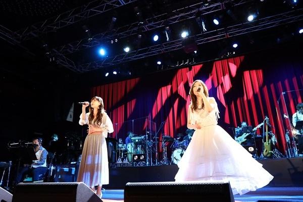 森口博子 with TRUE (c)Animelo Summer Live 2020