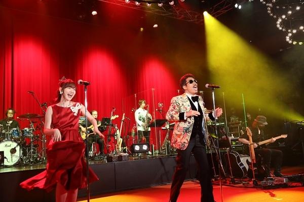 鈴木雅之 feat. 鈴木愛理 (c)Animelo Summer Live 2020