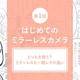 ミナちゃんの成長も追いたい。ニコンがカメラ漫画の連載をスタート!
