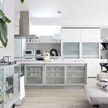 対面キッチンのおすすめレイアウト特集!狭いお部屋を広くおしゃれに見せるには?