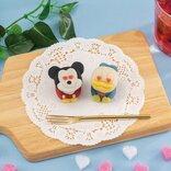 ミッキーとドナルドにそんな目で見つめられたら食べられないジャマイカ!「食べマス」の新作はディズニー好きを落としにかかってるぞ!