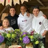 ベッカム家の次男ロメオが18歳に 家族や恋人がレア写真と愛溢れるメッセージでお祝い