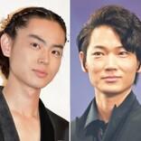 綾野剛が撮った菅田将暉が宣材写真に 「2人の関係だからこそ撮れる写真」とファン賛辞