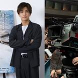 三代目JSB岩田剛典がクリストファー・ノーラン監督と3年ぶりの再会 『TENET テネット』熱いコメントつき予告も解禁に