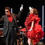 <ライブレポート:前編>【野宮真貴、還暦に歌う。】が遂に開催 鈴木雅之とのデュエットでロマンチックに夜を染めた初日公演