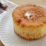 【ファミリーマート新商品ルポ】おやつにぴったり!2種のチーズクリーム香る「ケーキ仕立てのチーズクリームパン」