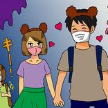 不倫ディズニーデート中に相手の妻とバッタリ…夢の国から一気に地獄にワープ
