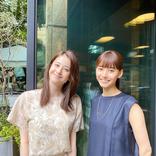 新木優子、まるで姉妹!? 松本若菜との2ショットに絶賛