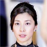 """「顔変わった?」竹内結子、出産後初イベントでザワつかせた""""若返り"""""""