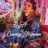 アニソン歌姫「LiSA」デザイン!秋のオシャレなチェック柄がかわいい服登場