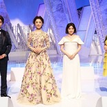 大地真央が17年ぶりに『ミュージックフェア』出演 海宝直人、宮澤エマ、田村芽実とミュージカルの名曲を披露