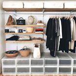 簡単スムーズな衣替えのコツ!整理整頓が苦手な人でも出来る収納アイデアを紹介!