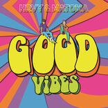 HRVY、夏の終わりにピッタリな新曲「Good Vibes」をリリース