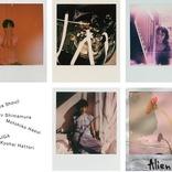 嶌村吉祥丸、東海林広太、TAIGA、蓮井元彦、服部恭平らによる『Polaroid Stories』展開催