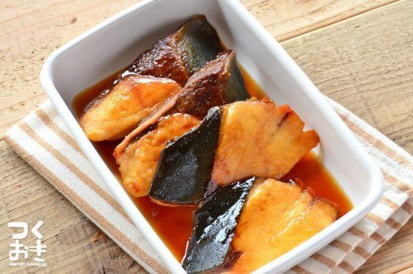 OLさんにおすすめ!簡単美味しいお弁当レシピ☆魚介5