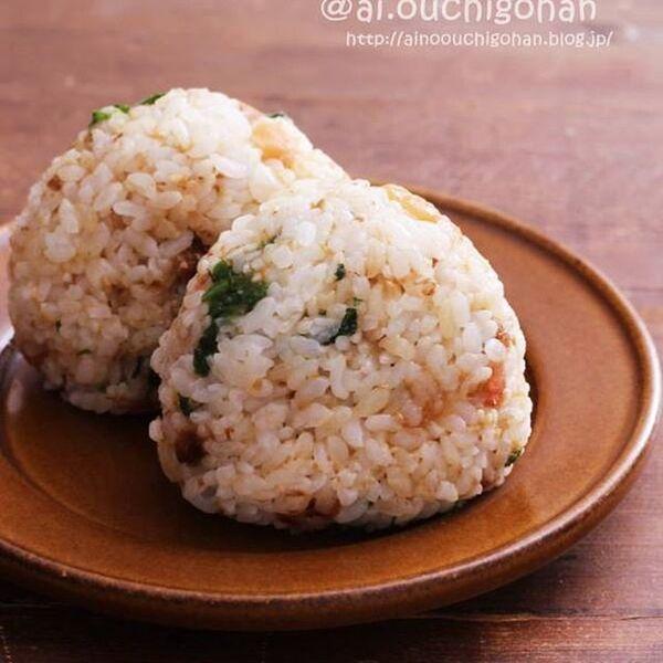 OLさんにおすすめ!簡単美味しいお弁当レシピ☆主食3
