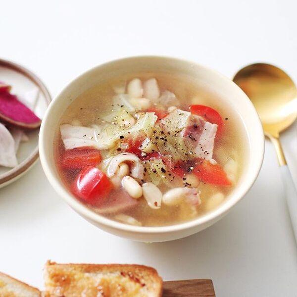 OLさんにおすすめ!簡単美味しいお弁当レシピ☆スープ